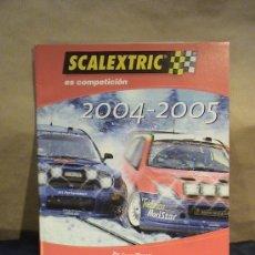 Scalextric: LOTE PUBLICIDAD SCALEXTRIC 2004-2005 Q2. Lote 87561634