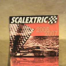 Scalextric: LOTE PUBLICIDAD SCALEXTRIC 2006-2007 Q2. Lote 105304224