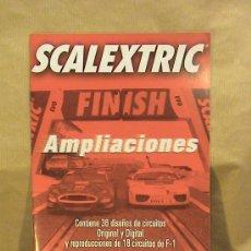 Scalextric: LOTE PUBLICIDAD SCALEXTRIC AMPLIACIONES Q5. Lote 149144264
