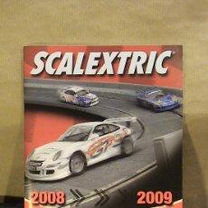 Scalextric: LOTE PUBLICIDAD SCALEXTRIC 2008-2009 Q5. Lote 105304207