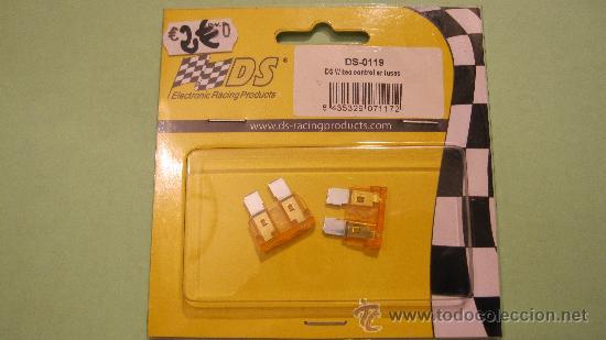 DS ORIGINAL: 0119- FUSES CONTROLLER (Juguetes - Slot Cars - Scalextric Pistas y Accesorios)