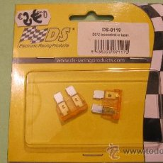 Scalextric: DS ORIGINAL: 0119- FUSES CONTROLLER. Lote 36655797
