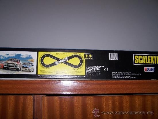 Scalextric: Caja de Scalextric de Exin completa y con un coche de más de regalo - Foto 2 - 36704392