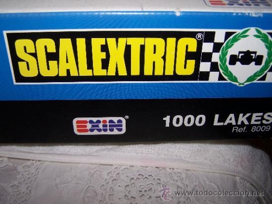 Scalextric: Caja de Scalextric de Exin completa y con un coche de más de regalo - Foto 3 - 36704392