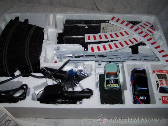 Scalextric: Caja de Scalextric de Exin completa y con un coche de más de regalo - Foto 5 - 36704392