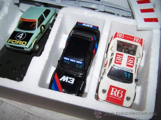 Scalextric: Caja de Scalextric de Exin completa y con un coche de más de regalo - Foto 6 - 36704392