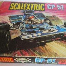 Scalextric: SCALEXTRIC GP-51, EN CAJA. CC. Lote 37134801