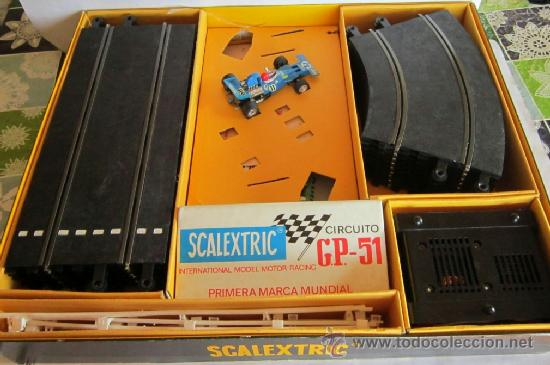 Scalextric: SCALEXTRIC GP-51, EN CAJA. CC - Foto 3 - 37134801