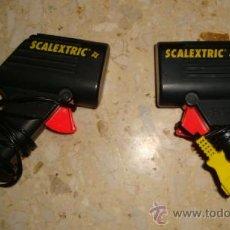 Scalextric: PAREJA DE MANDOS DE VELOCIDAD PARA SCALEXTRIC. Lote 37743004