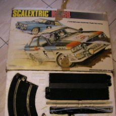 Scalextric: ANTIGUO CIRCUITO SCALEXTRIC EXIN RC 68. Lote 38115522