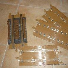 Scalextric: OBSTACULO PASO ELEVADO DE EXIN ESPAÑA SUPER TRACK SIYSTEM STS 4 X 4 REF 2311 CON CAJA. Lote 38604386