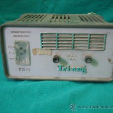 Scalextric: TRANSFORMADOR TR 1 TRI-ANG DE SCALEXTRIC EXIN. Lote 39049361