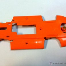 Scalextric: CHASIS SIGMA NARANJA REF. C 17 SCALEXTRIC EXIN. Lote 39744488