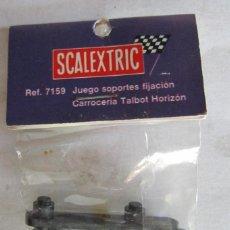 Scalextric - SCALEXTRIC, SRS, JUEGO SOPORTES FIHACION, CARROCERIA TALBOT HORIZON, REF 7159. CC - 42750722