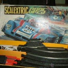 Scalextric: SCALEXTRIC CIRCUITO GP 25 DE EXIN. Lote 40094507