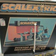 Scalextric: PIT STOP NUEVO SCALEXTRIC U.K.. Lote 40170183