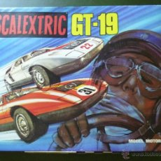 Scalextric: SCALEXTRIC GT - 19. Lote 40569373