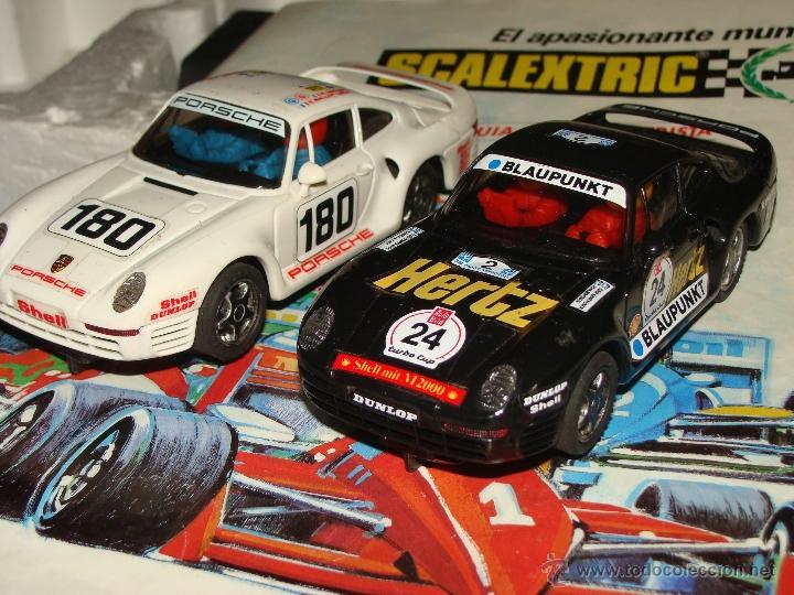 Scalextric: CAJA SCALEXTRIC DE EXIN GT.70 GT 70. CON COCHES, TRANSFORMADOR, PISTAS, MANDOS, CATÁLOGO - Foto 4 - 40633372