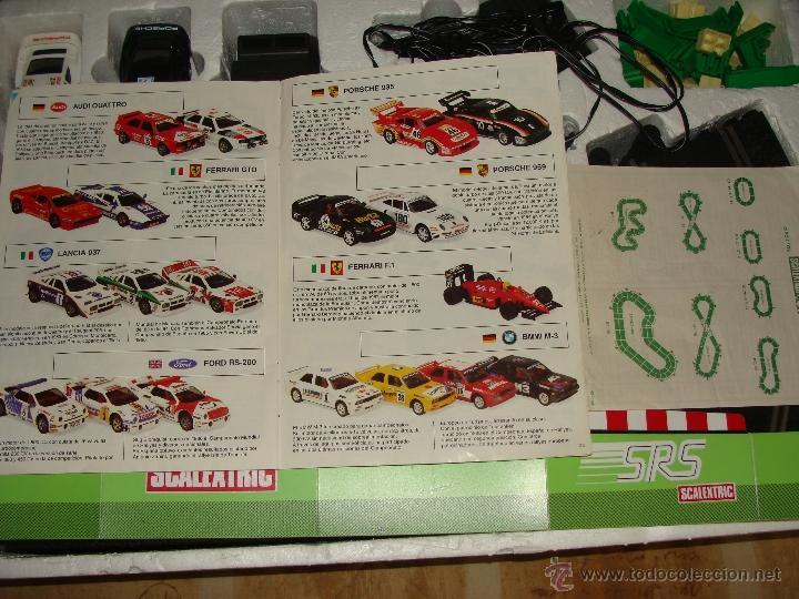 Scalextric: CAJA SCALEXTRIC DE EXIN GT.70 GT 70. CON COCHES, TRANSFORMADOR, PISTAS, MANDOS, CATÁLOGO - Foto 8 - 40633372