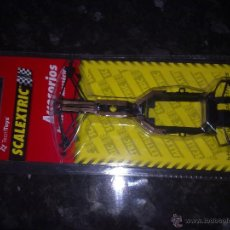 Scalextric: ACCESORIOS SCALEXTRIC TECNITOYS SUBCHASIS + T.R.D F1 TIPO 2 REF. 8829. Lote 40846341
