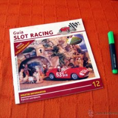 Scalextric: GUIA SLOT RACING Nº 12 (1998). Lote 40875338
