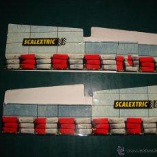 Scalextric: PUENTE DE CARTON ORIGINAL DE SCALEXTRIC. Lote 100053196