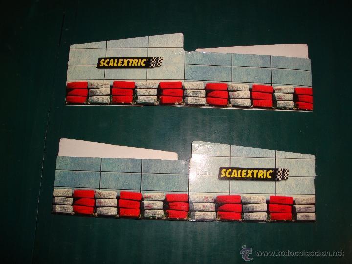 Scalextric: Puente de carton original de Scalextric - Foto 2 - 100053196
