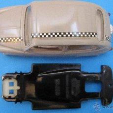 Scalextric: SCALEXTRIC EXIN ORIGINAL: EL DIFICIL SEAT 600 GRIS. COMPLETO Y TODO ORIGINAL. Lote 43267579