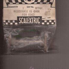 Scalextric: RESISTENCIA 15 OHM SCALEXTRIC. Lote 41492811