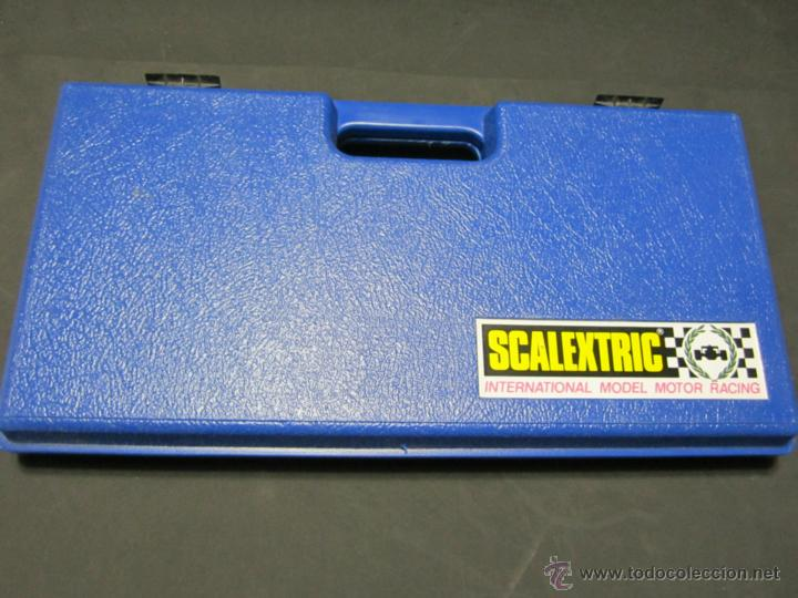 Scalextric: MALETIN VINTAGE SCALEXTRIC EXIN - Foto 1 - 41658620