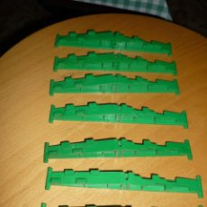 Scalextric: 7 PERALTES SCALEXTRIC. Lote 41751463