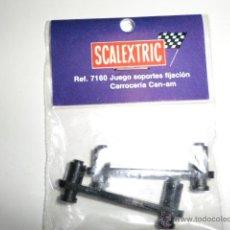 Scalextric: SCALEXTRIC, EXIN, REPUESTO JUEGO SOPORTES CARROCERIA SRS 7160. Lote 42982520