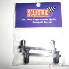 Scalextric: SCALEXTRIC, EXIN, REPUESTO JUEGO SOPORTES CARROCERIA SRS 7160. Lote 42982578