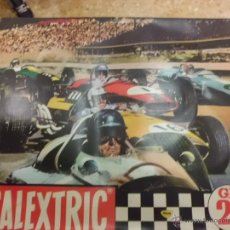 Scalextric: SCALEXTRIC GP21 COMPLETO + TRANSFORMADOR + DOCUMENTACION.. Lote 43986946
