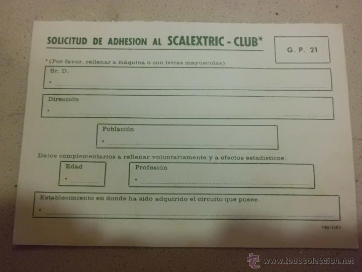 Scalextric: Scalextric GP21 completo + Transformador + Documentacion. - Foto 10 - 43986946