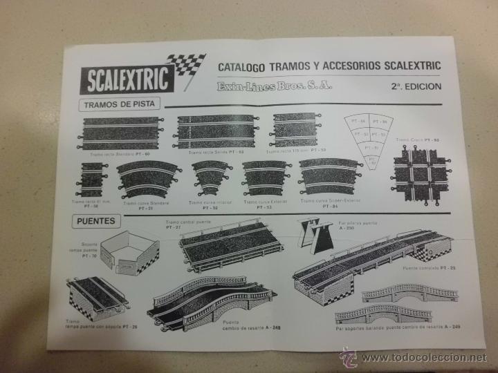 Scalextric: Scalextric GP21 completo + Transformador + Documentacion. - Foto 15 - 43986946