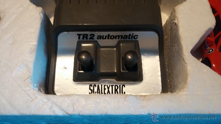 Scalextric: Lote Scaletrix Exin, compuesto, por caja completa, 1 transformador de más, papeles originales y..... - Foto 35 - 49710050