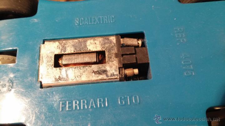 Scalextric: Lote Scaletrix Exin, compuesto, por caja completa, 1 transformador de más, papeles originales y..... - Foto 59 - 49710050
