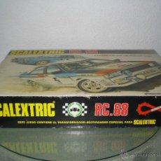 Scalextric: SCALEXTRIC RC-28 CON AUDI QUATRO TRACCION TOTAL. Lote 44303329