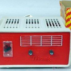 Scalextric: TRANSFORMADOR RECTIFICADOR TRI-ANG TR-1 EXIN CON CAJA. Lote 45263035