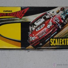 Scalextric: CURVAS SUPER RACING REF 3085. Lote 45336754