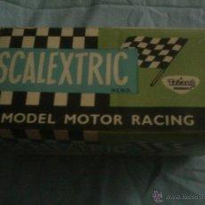 Scalextric: SCALEXTRIC CAJA VACIA. Lote 45689941