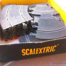 Scalextric: SCALEXTRIC EXIN LOTE DE PISTAS GP 22 . Lote 45841026
