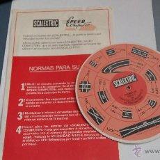 Scalextric - accesorio scalextric exin speed computer - 46326456