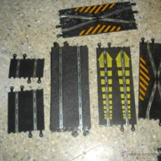 Scalextric: LOTE 10 RECTAS DIVERSAS SCALEXTRIC. Lote 46352329