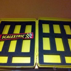 Scalextric: MALETIN PARA 16 COCHES SCALEXTRIC ALTAYA. Lote 163471348