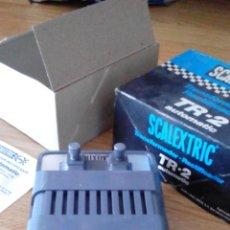 Scalextric: TRANSFORMADOR RECTIFICADOR - TR-2 AUTOMATIC -SCALEXTRIC. Lote 48597548