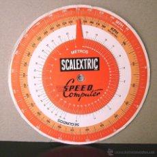 Scalextric - Scalextric Speed Computer y documentación circuito GP29 Exin - 49209861