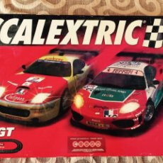 Scalextric - Scalextric c1 GT Ferrari coche pistas pista totalmente nuevo en caja nueva Maranello - 49478518
