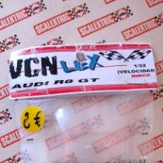 Scalextric: VCN 1/32 VELOCIDAD NINCO: PARABRISAS AUDI R8 GT. NUEVO. Lote 50091680